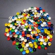 Playmobil: PLAYMOBIL 242 SOMBREROS Y COMPLEMENTOS GORROS CASCOS PANTALLA MEDIEVAL WESTERN MOTO ASTRONAUTA BARCO. Lote 194674280