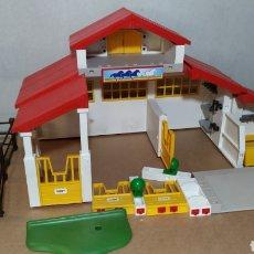 Playmobil: PLAYMOBIL 4190 CUADRA CABALLOS INCOMPLETO. Lote 194675946