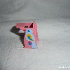 Playmobil: PLAYMOBIL TRONA INFANTIL ROSA. Lote 194713977