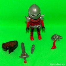 Playmobil: PLAYMOBIL MEDIEVAL CABALLERO DEL DRAGON CON ARMAS REF 5420. Lote 194743966