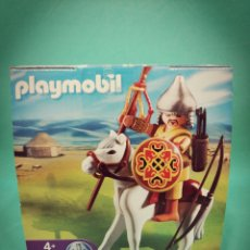 Playmobil: PLAYMOBIL 4926. MONGOL A CABALLO. NUEVO SIN DESPRECINTAR.. Lote 194887013