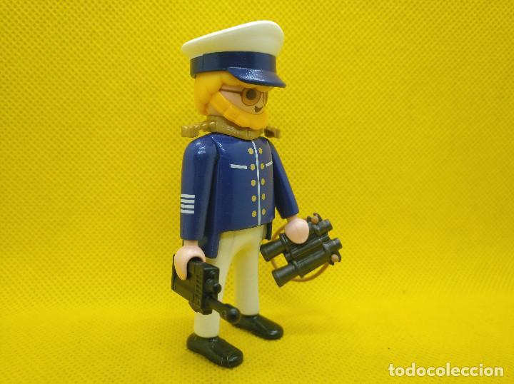 Playmobil: Playmobil Capitán de barco special REF 4642 - Foto 2 - 194897016