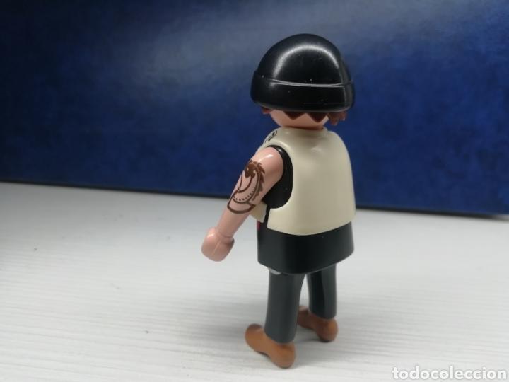 Playmobil: Playmobil.. Ref-4059..Ladron.. Geobra 1994... - Foto 2 - 194901096