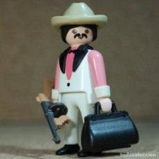 Playmobil: PLAYMOBIL GANGSTER, CIUDAD LADRÓN GANSTER. Lote 194906856
