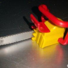 Playmobil: MOTO SIERRA DE PLAYMOBIL. Lote 194924325