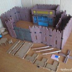 Playmobil: PLAYMOBIL REF. 3773 : FORT BRAVO INCOMPLETO. Lote 194949078