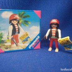 Playmobil: PLAYMOBIL PIRATA CON MAPA DEL TESORO SPECIAL REF 4558. Lote 194976066