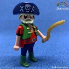 Playmobil: PLAYMOBIL - PIRATA + ESPADA DORADA + GORRO PIRATA . Lote 195076518