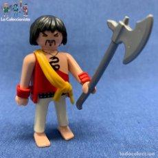 Playmobil: PLAYMOBIL - PIRATA + ARMA + BANDA AMARILLA REF. 5136. Lote 195077196