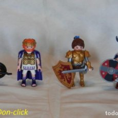 Playmobil: PLAYMOBIL PERSONAJES DE THE MOVIE. Lote 195104813