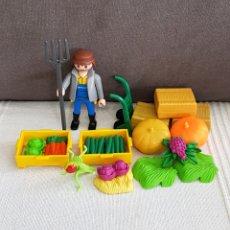 Playmobil: AGRICULTOR DE PLAYMOBIL. Lote 195202315