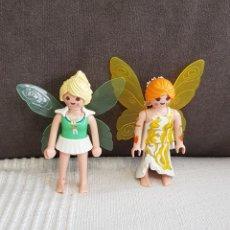 Playmobil: LOTE DE 2 HADAS DE PLAYMOBIL. Lote 195202722