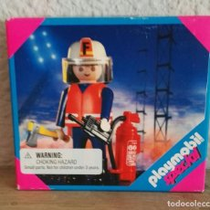 Playmobil: PLAYMOBIL 4578 SPECIAL BOMBERO. Lote 195233625