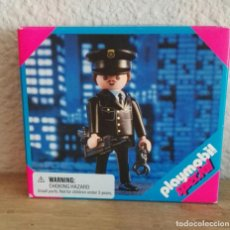 Playmobil: PLAYMOBIL 4580 SPECIAL POLICIA AMERICANO. Lote 195233705