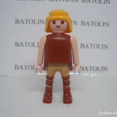 Playmobil: PLAYMOBIL FIGURAS MEDIEVAL. Lote 195234076