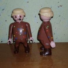Playmobil: FIGURA PLAYMOBIL CHICO CHOCOLATE GORDO UNA UNIDAD MUÑECO COLECCIÓN. Lote 195246736