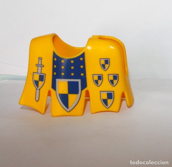 PLAYMOBIL MEDIEVAL FALDON GUALDRAPA TORNEO CASTILLO (Juguetes - Playmobil)