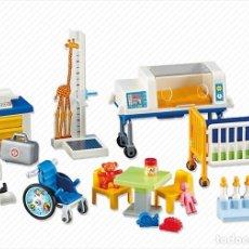 Playmobil: PLAYMOBIL 6295 - PEDIATRÍA ¡NUEVO EN BOLSA! ¡NEW!. Lote 195393903