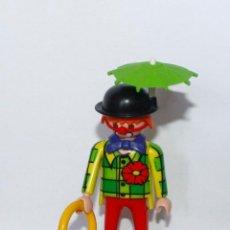 Playmobil: PLAYMOBIL MEDIEVAL FIGURA PAYASO CIRCO ROMANI AROS. Lote 195452582