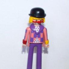 Playmobil: PLAYMOBIL MEDIEVAL FIGURA PAYASO CIRCO ROMANI PATAS LARGAS. Lote 195452610