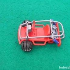 Playmobil: BUGGY MONOPLAZA ROJO PALYMOBIL INCOMPLETO.. Lote 195460405