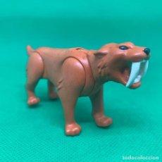 Playmobil: PLAYMOBIL - FIGURA TIGRE DIENTES DE SABLE . Lote 195483332