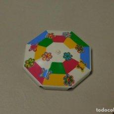 Playmobil: PLAYMOBIL *PARASOL DE SOMBRILLA* PLAYA, PISCINA, CIUDAD, VACACIONES ... INF. . Lote 195509142