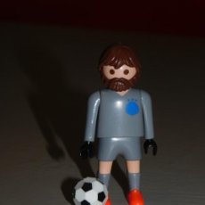 Playmobil: PLAYMOBIL *JUGADOR DE FUTBOL FIFA WORLD CUP RUSSIA 2018* DEPORTES, DIORAMA FUTBOL, ... INF. 2 FOTOS. Lote 195509962