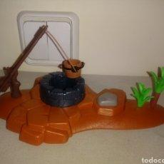 Playmobil: POZO PLAYMOBIL. BELÉN MEDIEVAL. Lote 195522778