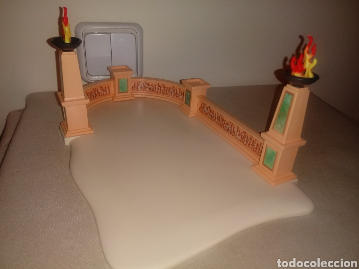 Playmobil: Pista de gladiadores Romanos.Roma Playmobil - Foto 2 - 195522836
