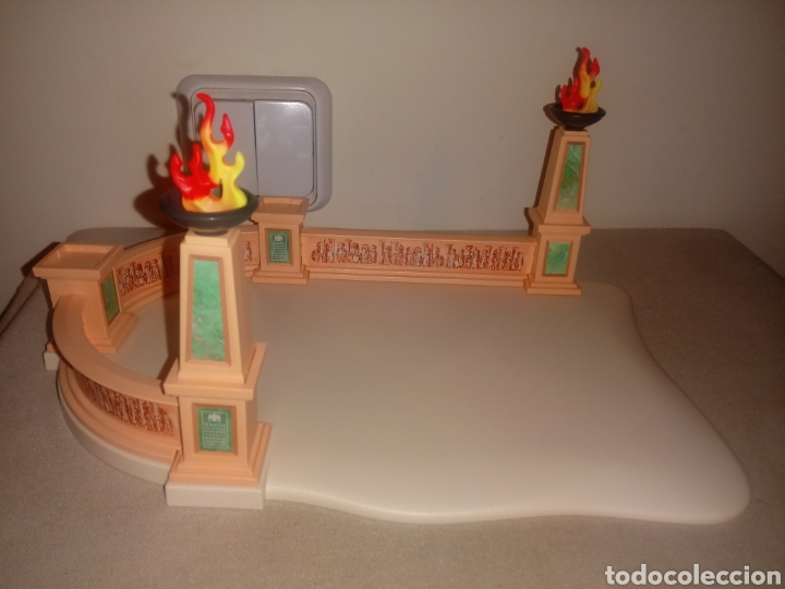 PISTA DE GLADIADORES ROMANOS.ROMA PLAYMOBIL (Juguetes - Playmobil)