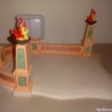 Playmobil: PISTA DE GLADIADORES ROMANOS.ROMA PLAYMOBIL. Lote 195522836