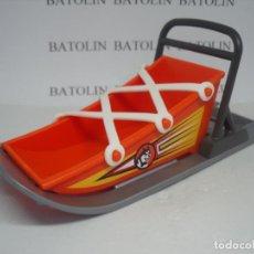 Playmobil: PLAYMOBIL TRINEO ESQUIMAL EXPEDICIONES REF. 9057. Lote 195531116