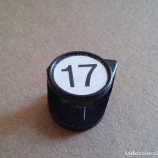 Playmobil: PIEZA CON EL NÚMERO 17 PLAYMOBIL REF SIN IDENTIFICAR. Lote 195554563