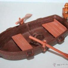 Playmobil: PLAYMOBIL MEDIEVAL BARCA REMOS PIRATA BARCO GALEON. Lote 244919005