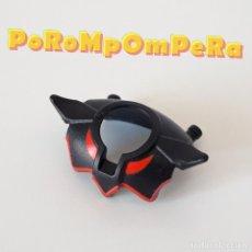 Playmobil: PLAYMOBIL CUELLO NEGRO HOMBRERAS PECHERA ESPALDAR CORAZA CABALLERO MEDIEVAL DRAGÓN IDEAL CUSTOM. Lote 197108763