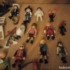 Playmobil: LOTAZO DE FIGURAS Y ACCESORIOS PLAYMOBIL.. Lote 197879863