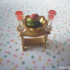 Playmobil: PLAYMOBIL - MESA CON COPAS BANDEJA ETC... ROMANOS EGIPICIOS . Lote 198827605