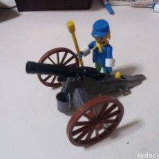 Playmobil: FAMOBIL PLAYMOBIL REF 3244 CAÑON NORDISTA GEOBRA.. Lote 199528508