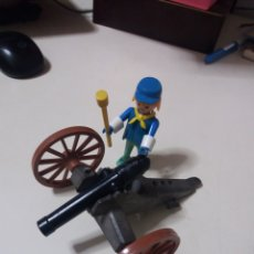 Playmobil: FAMOBIL PLAYMOBIL REF 3244 CAÑON NORDISTA GEOBRA.. Lote 199528840