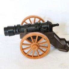 Playmobil: PLAYMOBIL CAÑÓN ANTIGUO CASTILLO MEDIEVAL PRIMERA ÉPOCA SOPORTE RUEDA. Lote 230598955