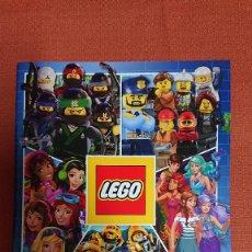 Playmobil: COLECCION COMPLETA CARTAS DE LEGO TOYSRUS ALBUM COMPLETO TARJETAS CARDS CARTAS TOYS RUS . Lote 201140931
