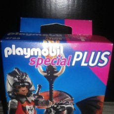 Playmobil: PLAYMOBIL SPECIAL PLUS 4793 CABALLERO CON DRAGÓN. Lote 201709291