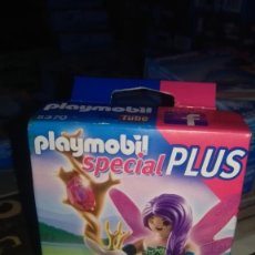 Playmobil: PLAYMOBIL SPECIAL PLUS 5370 HADA CON CIERVO. Lote 201709371