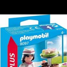 Playmobil: PLAYMOBIL ESPECIAL PLUS PASTELERA 9097. SIN ABRIR.. Lote 204337461