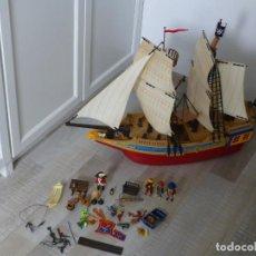 Playmobil: PLAYMOBIL BARCO REF. 4290 PIRATES GRAN BARCO PIRATA DE CAMUFLAJE. Lote 204416828