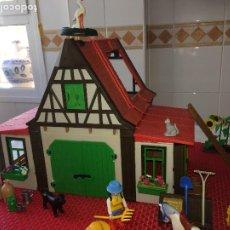 Playmobil: GRANJA PLAYMOBIL - REF. 3716 - AÑO 1992 - PRACTICAMENTE COMPLETA - VER Y LEER. Lote 204536653