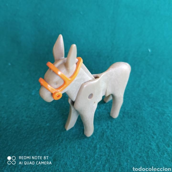 PLAYMOBIL BURRO (Juguetes - Playmobil)