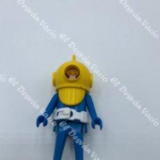 Playmobil: PLAYMOBIL SURTIDO PIEZAS VARIADAS BUCEADOR. Lote 205800431