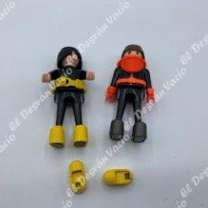 Playmobil: PLAYMOBIL SURTIDO FIGURAS VARIADAS BUCEADOR. Lote 205800467